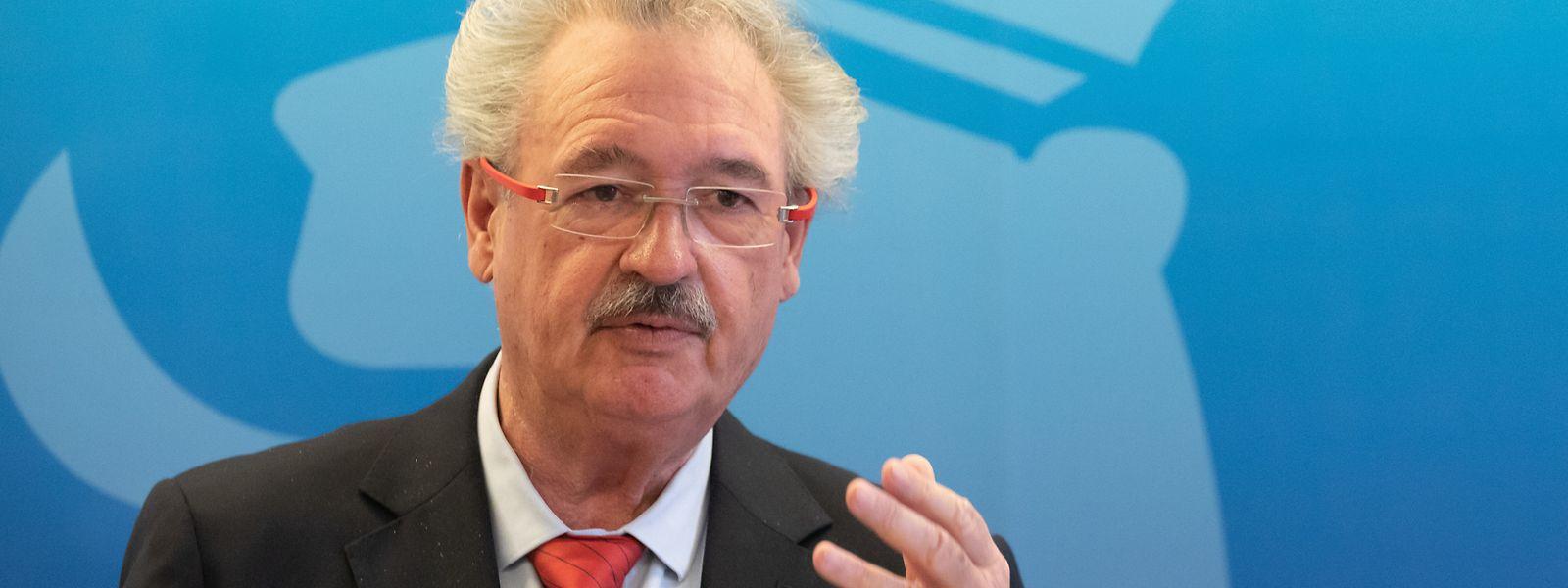 Außenminister Jean Asselborn verurteilt den Angriff auf das Kapitol scharf.