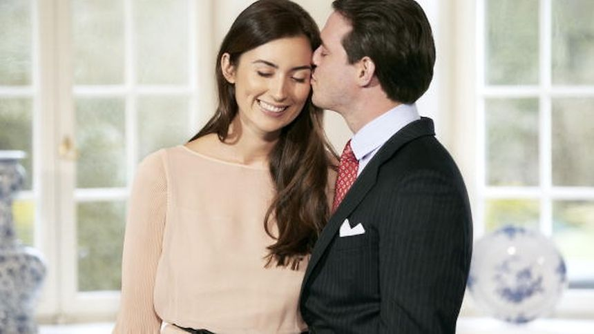 Claire Lademacher und Prinz Félix treten in Kürze vor den Traualtar.