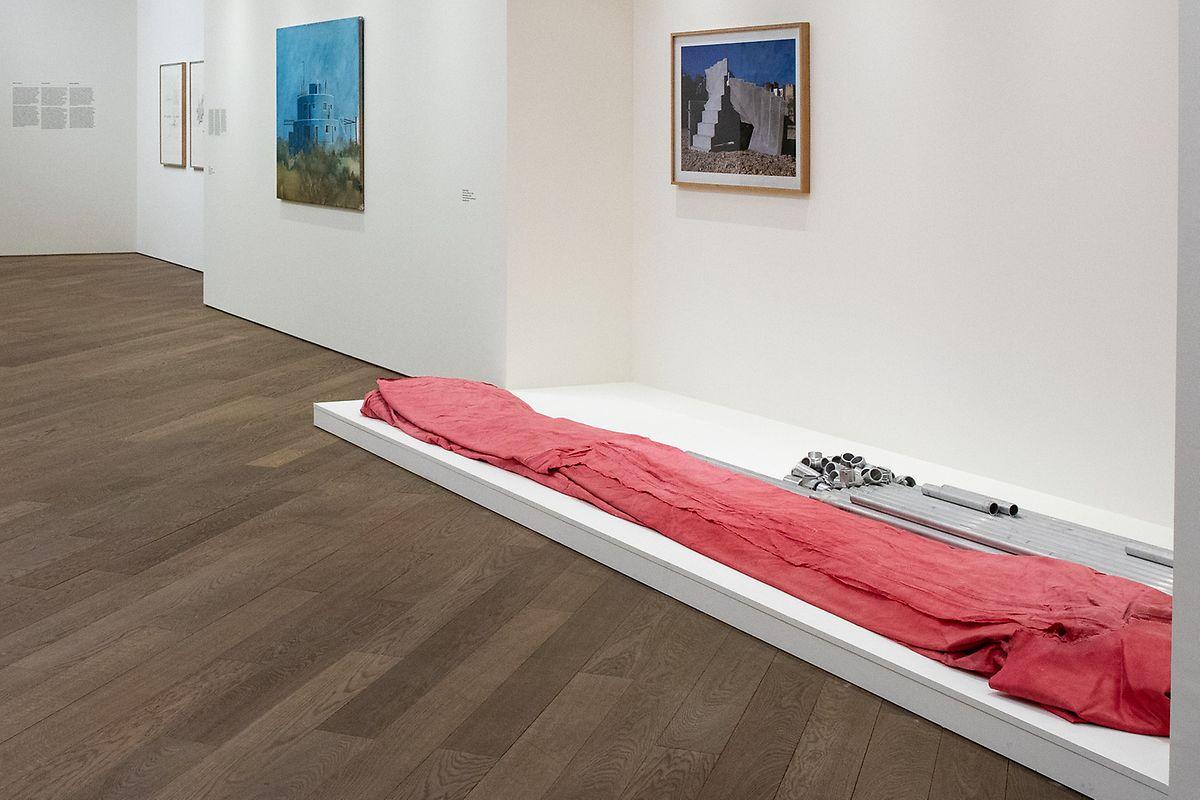 Simone Decker: «Der Untermieter» (1996, acquisition en 1996).