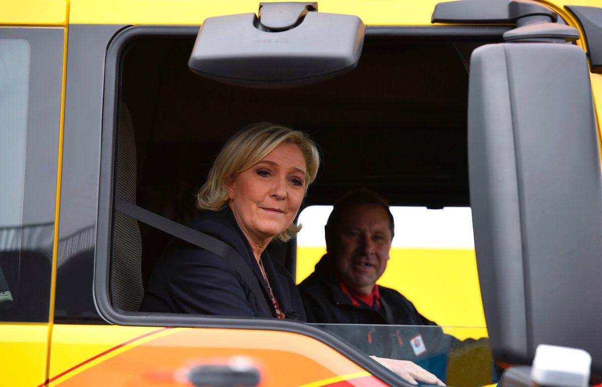 Ein Sieg Marine Le Pens würde für die Europäische Union eine fundamentale Krise bedeuten.