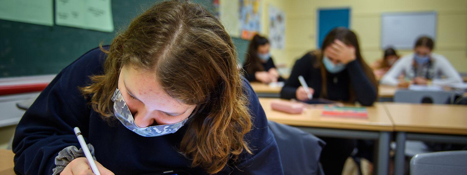 «A Belair, près d'un tiers des écoliers n'habitent pas le quartier, mais viennent de Bonnevoie, du quartier Gare ou de Rollingergrund», déclare Tom Krieps.