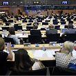 """Das EU-Parlament """"grillt"""" die designierten Kommissare."""