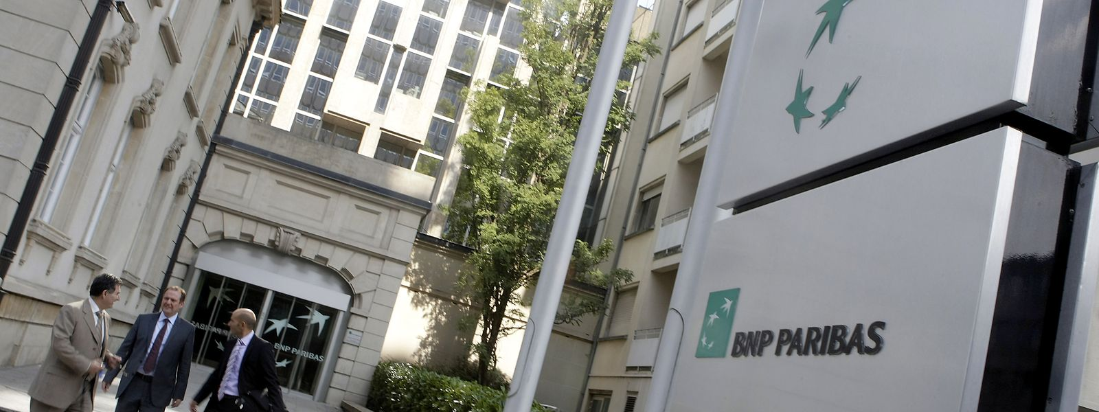 Zu viele Banken in Europa, die das Gleiche tun - das schwächt die Rentabilität, so die Europäische Zentralbank in Frankfurt.