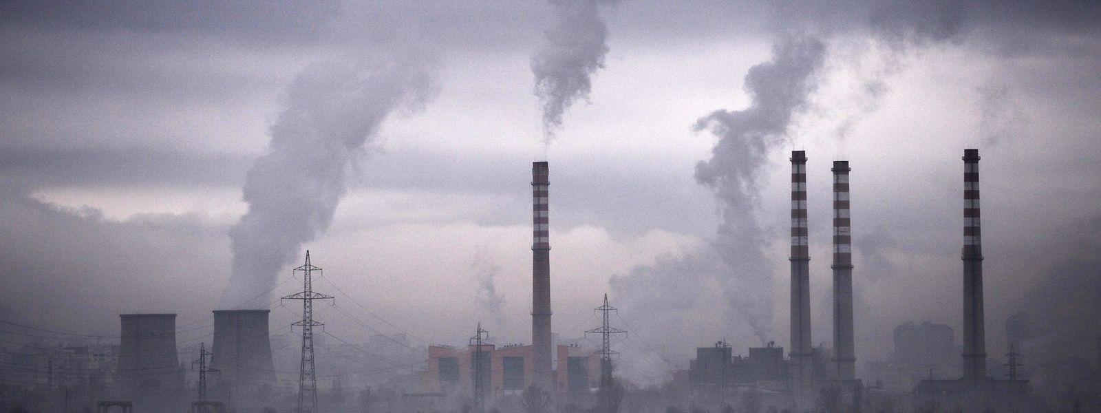 L'Union européenne devrait réduire ses émissions de 55% d'ici 2030 pour atteindre la neutralité carbone d'ici 2050.