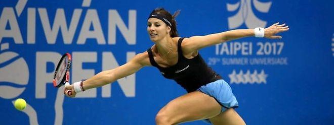Mandy Minella s'est inclinée sur le fil face à l'Italienne Sara Errani au 1er tour du tableau final à Indian Wells