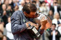 Rafael Nadal hat seinen Titel bei den French Open verteidigt.