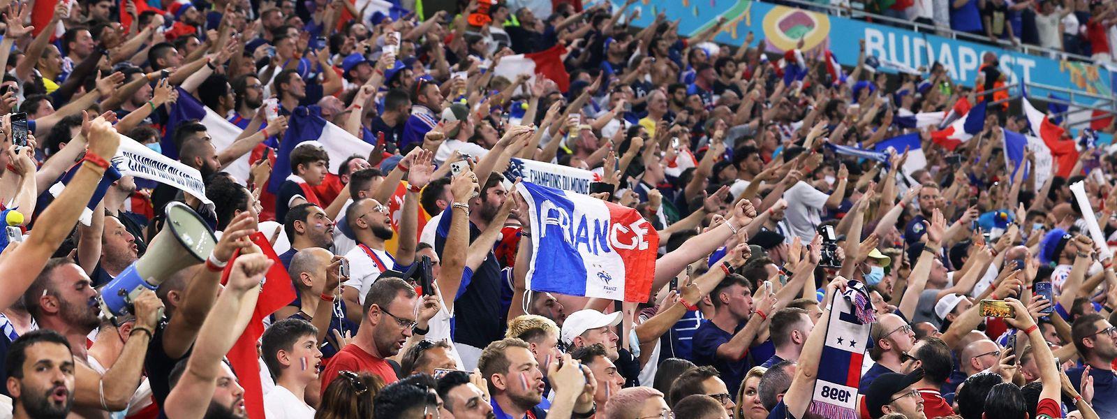 Diese Fans sind schon vom Sportfieber befallen. Und die Tour de France hat noch nicht einmal begonnen.