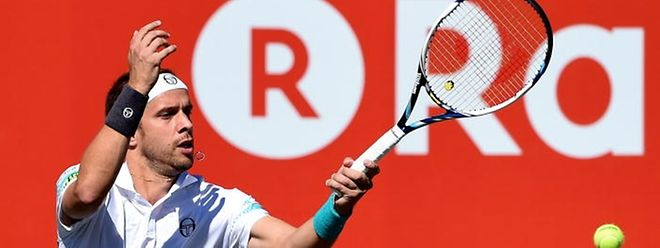 Gilles Muller spielt derzeit gutes Tennis.