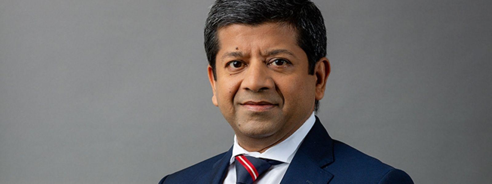 Sandeep Jalan beerbt Andrew Browne als Finanzchef bei SES.
