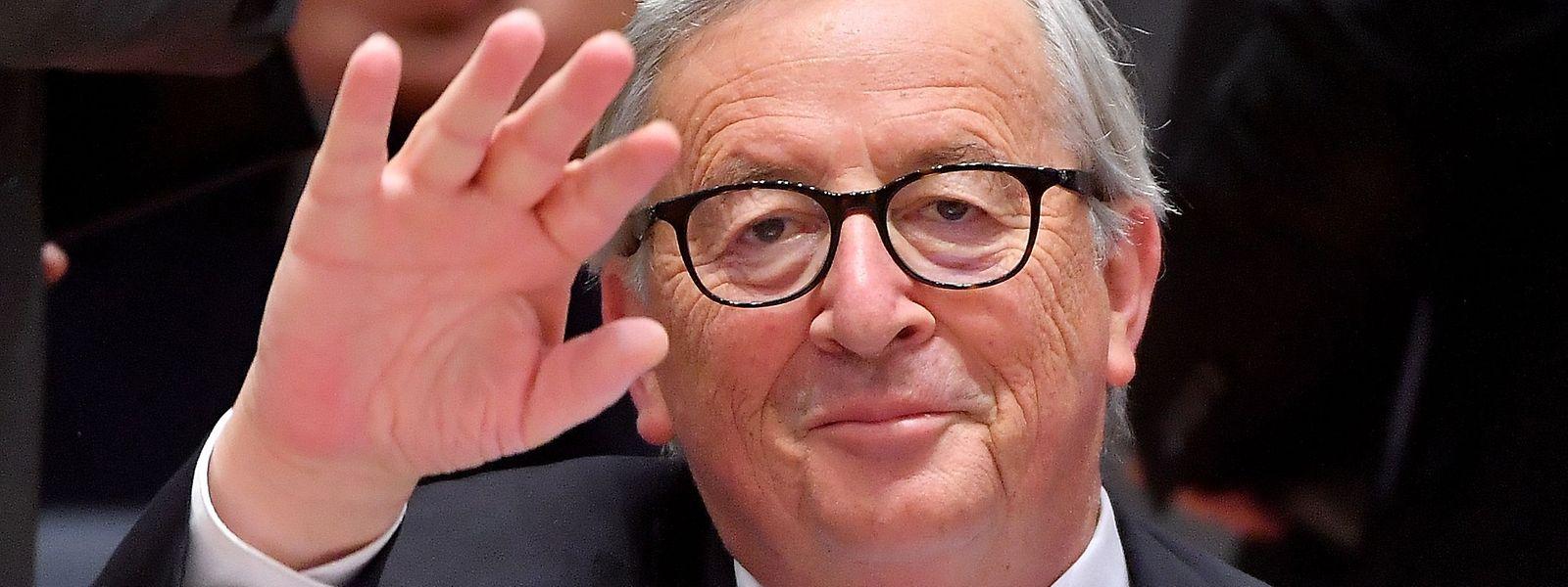 Jean-Claude Juncker avait déjà été opéré au mois d'août pour une ablation urgente de la vésicule biliaire.