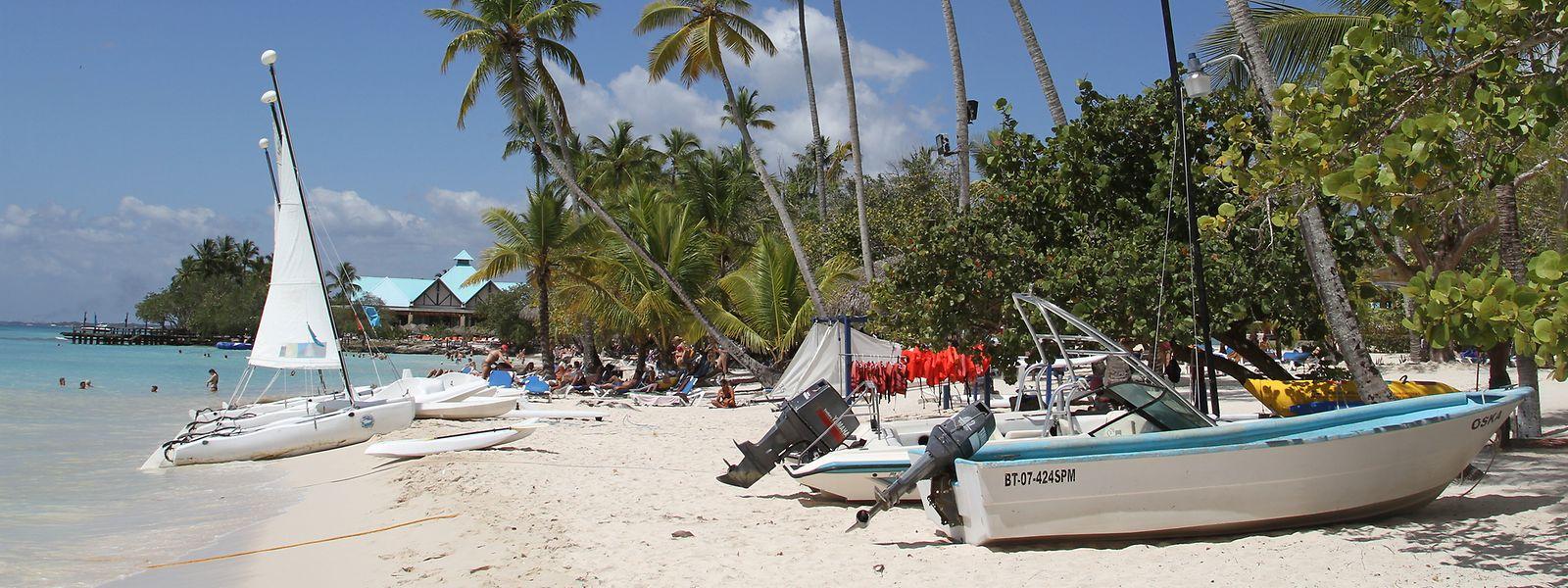 Die Dominikanische Republik ist ein beliebtes Reiseziel.