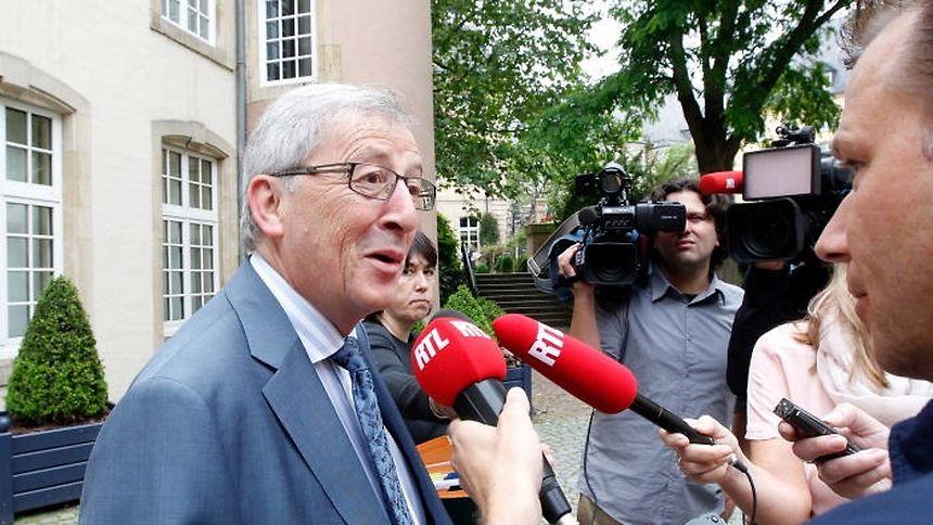 Jean-Claude Juncker serait le premier chef de gouvernement luxembourgeois obligé à démissionner