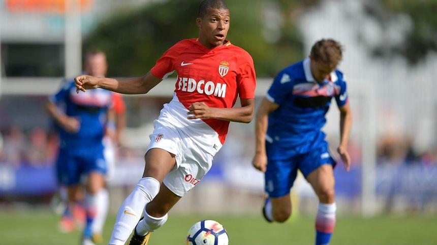 Monaco dément tout accord avec le Real pour Mbappé
