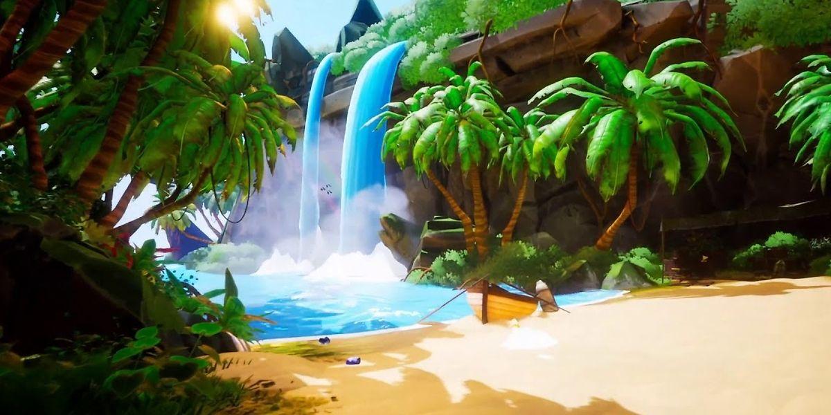 """Das Game """"Call of the Sea"""" – erhältlich für die Konsolen der Xbox-Familie und den PC – entführt die Spieler auf eine idyllische Insel. Doch hinter Palmen und Co. verbergen sich zahlreiche Geheimnisse."""