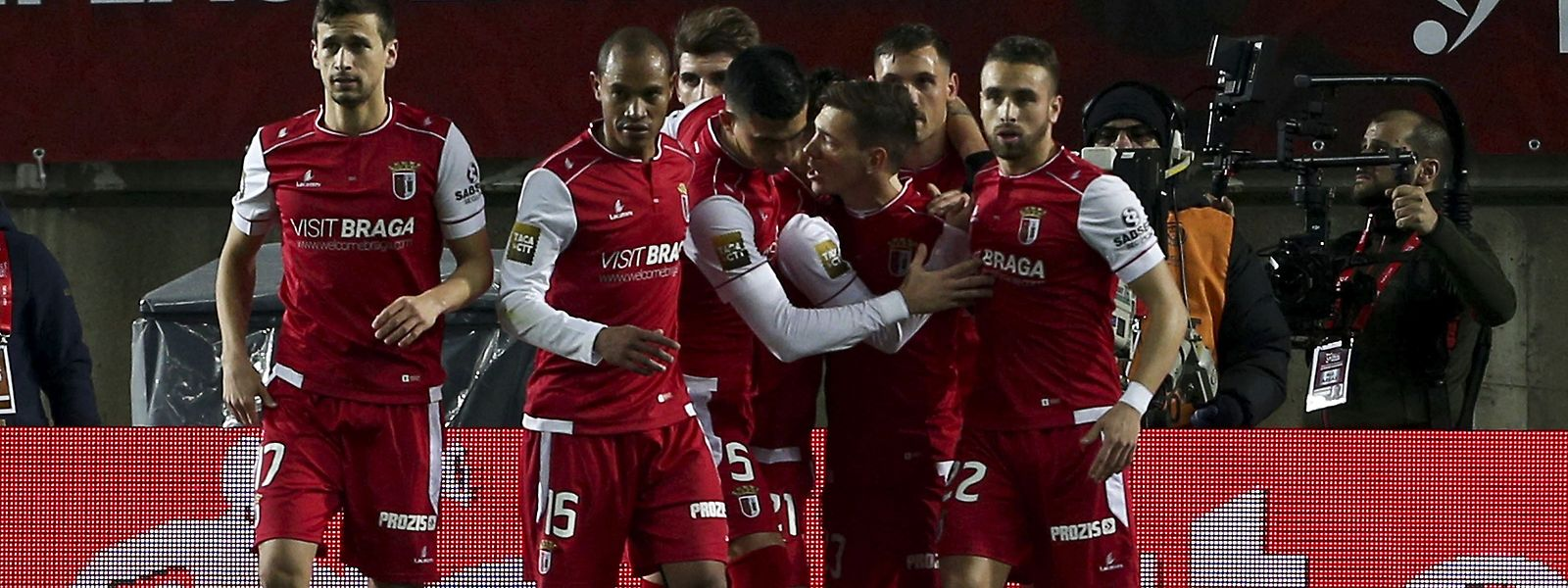 Sporting de Braga quer confirmar presença na Liga Europa
