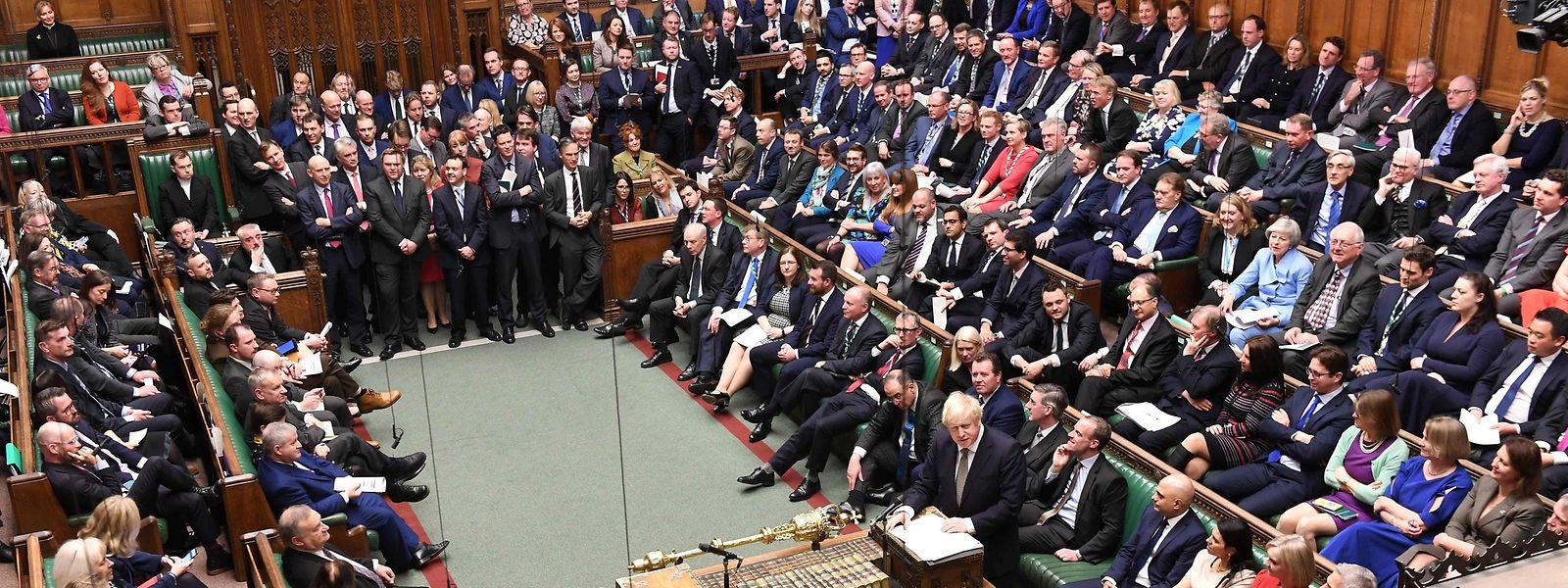 Boris Johnson est en passe de gagner son pari: la sortie du Royaume-Uni de l'UE le 31 janvier 2020.