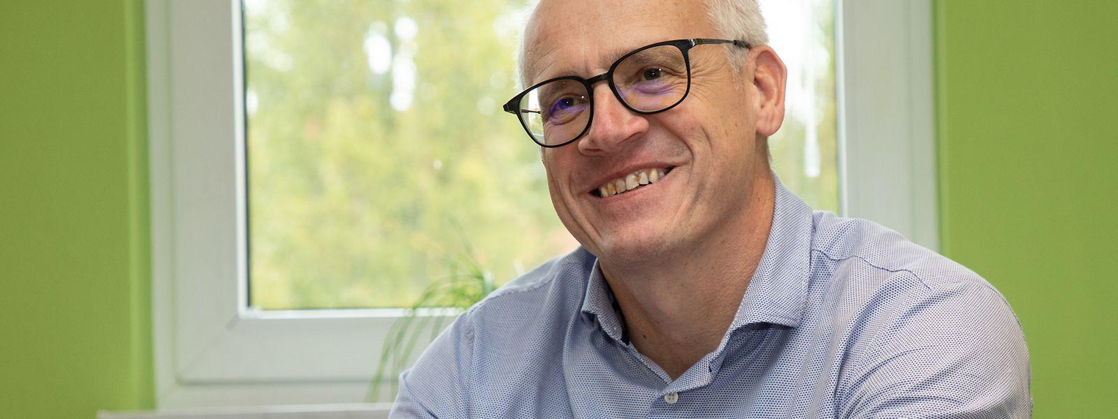 Raymond Schintgen ist seit 2015 Präsident der AVR. Nächstes Jahr plant er sein Amt niederzulegen.