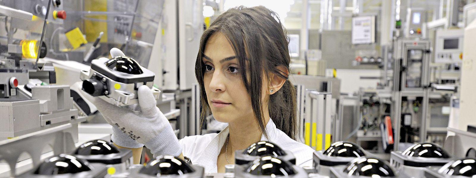 Bosch arbeitet mit Hochdruck an einem Schnelltestgerät.