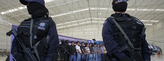 Die Gewalt in Mexiko sprengt mittlerweile alle Grenzen.