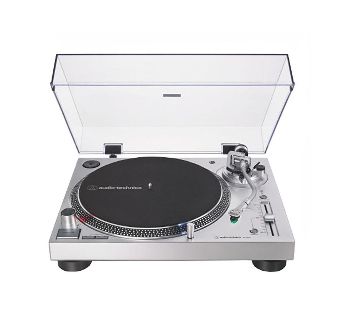 AT-LP120XUSB von Audio-Technica, um 270 Euro.