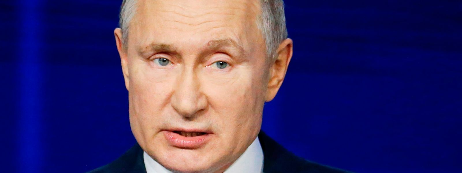 Auf Vladimir Putins Reaktion darf man gespannt sein.