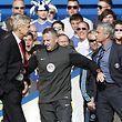 Octobre 2014, Arsène Wenger et Jose Mourinho ont failli en venir aux mains.