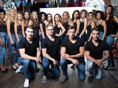 Quem são os mais bonitos do Luxemburgo