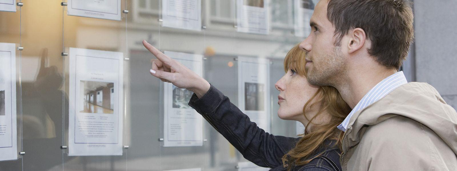 Makler wie Eigentümer setzen auf Sicherheit: Paare sind daher besonders gern gesehen.