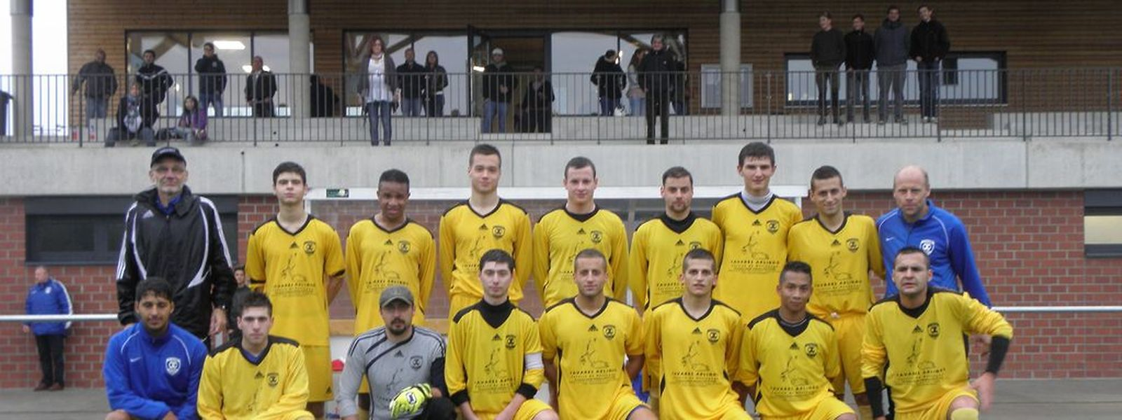 Grâce à sa victoire nette (3-0) sur Troisvierges, le Blo-Wäiss Medernach recolle au classement de la Série 1 sur son adversaire de dimanche.
