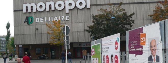 Die Zukunft der ehemaligen Monopol-Filiale an der Place Marie-Adélaïde beschäftigt die Vertreter am Ettelbrücker Ratstisch bereits seit Jahren und wird wohl auch dem künftigen Gemeinderat noch genügend Diskussionsstoff liefern.