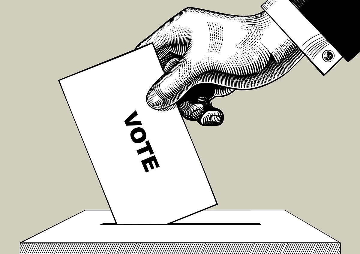 A Luxembourger who doesn't show up to vote on 14 October 'will not be punished' Illustration: Shutterstock