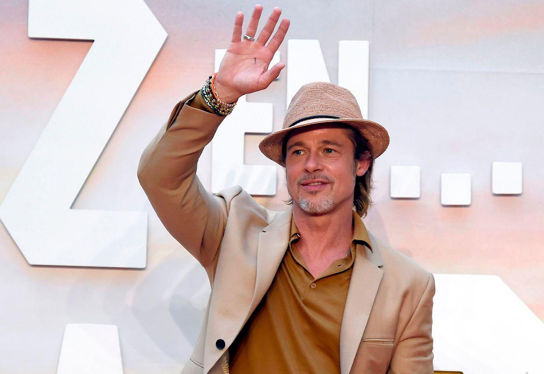 Brad Pitt, einer der Hauptdarsteller des Streifens, stellte den Film am 12. August in Mexiko vor. Die Aufmerksamkeit der Journalisten und Fans am roten Teppich war ihm gewiss.