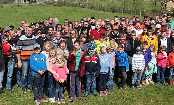"""120 fleiβige Teilnehmer bei """"Grouss Botz"""" in der Stauseegemeinde"""
