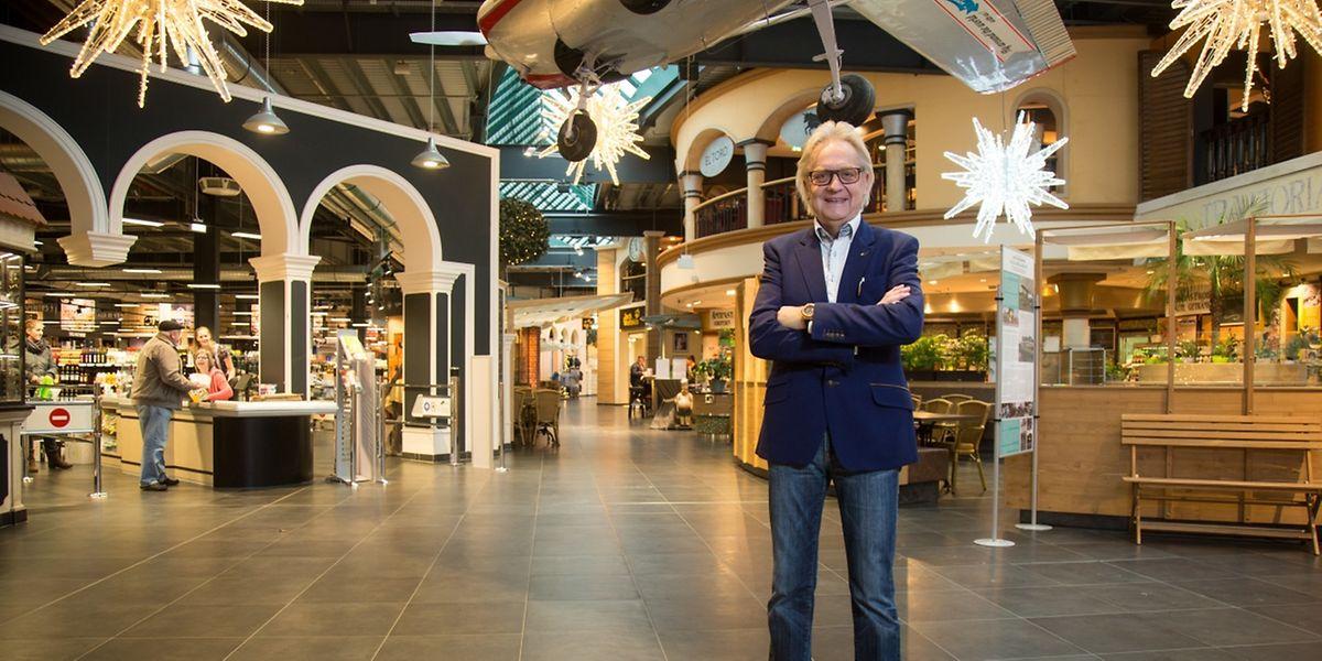 Arsène Laplume est finaliste du prix EY de l'Entrepreneur de l'année.