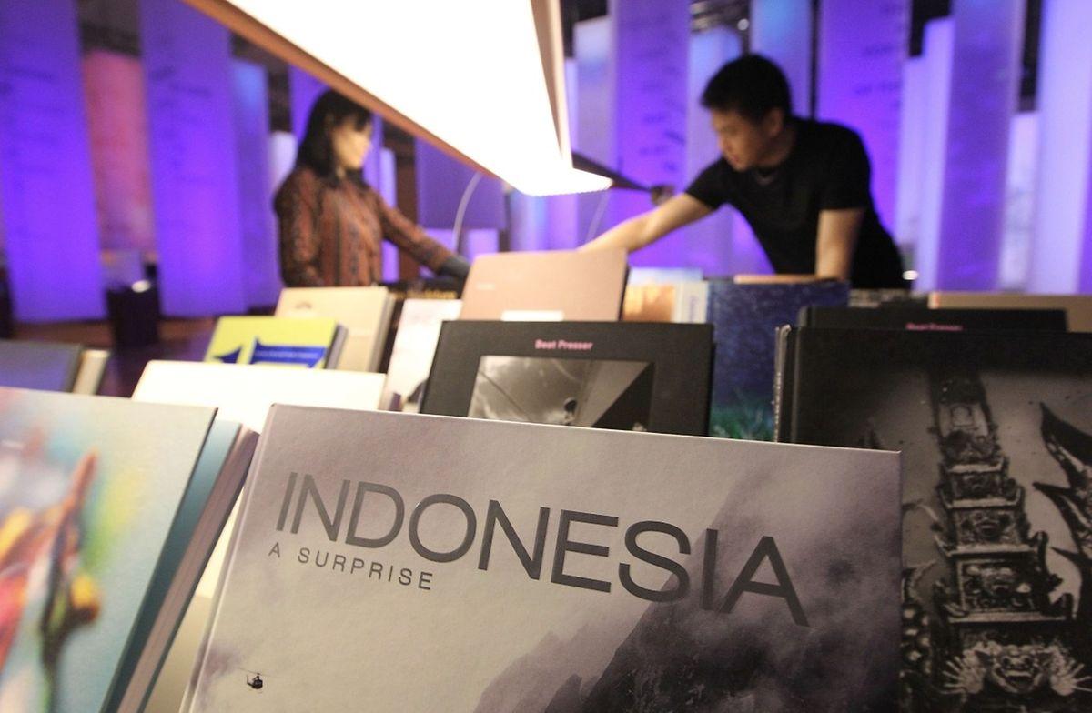 Gastland ist in diesem Jahr Indonesien.