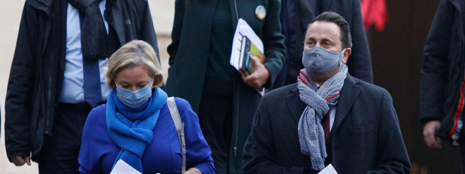 Ministre de la Santé et Premier ministre donnent rendez-vous à 15h pour annoncer les ajustements de la politique sanitaire et sociale du Luxembourg.