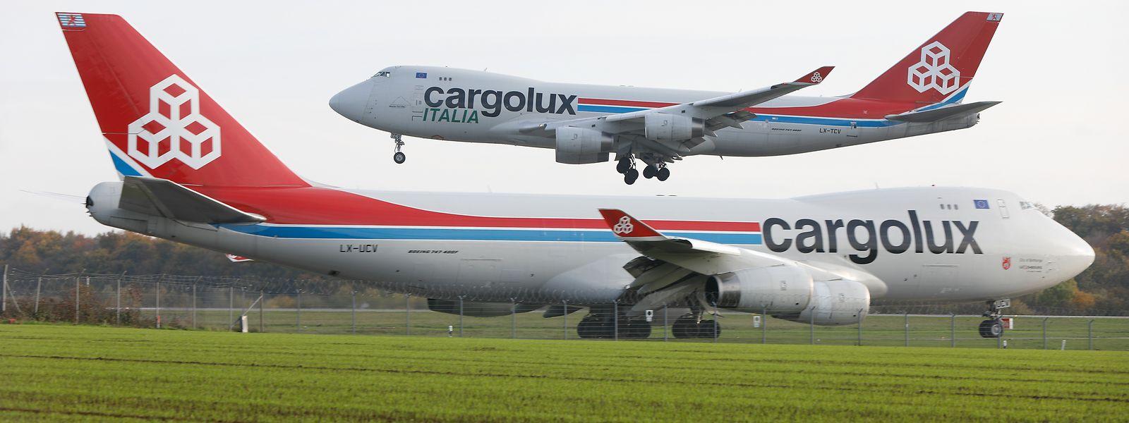 Depuis le 1er mars, le contrôle aérien luxembourgeois a veillé sur plus de 1.780 vols de fret.