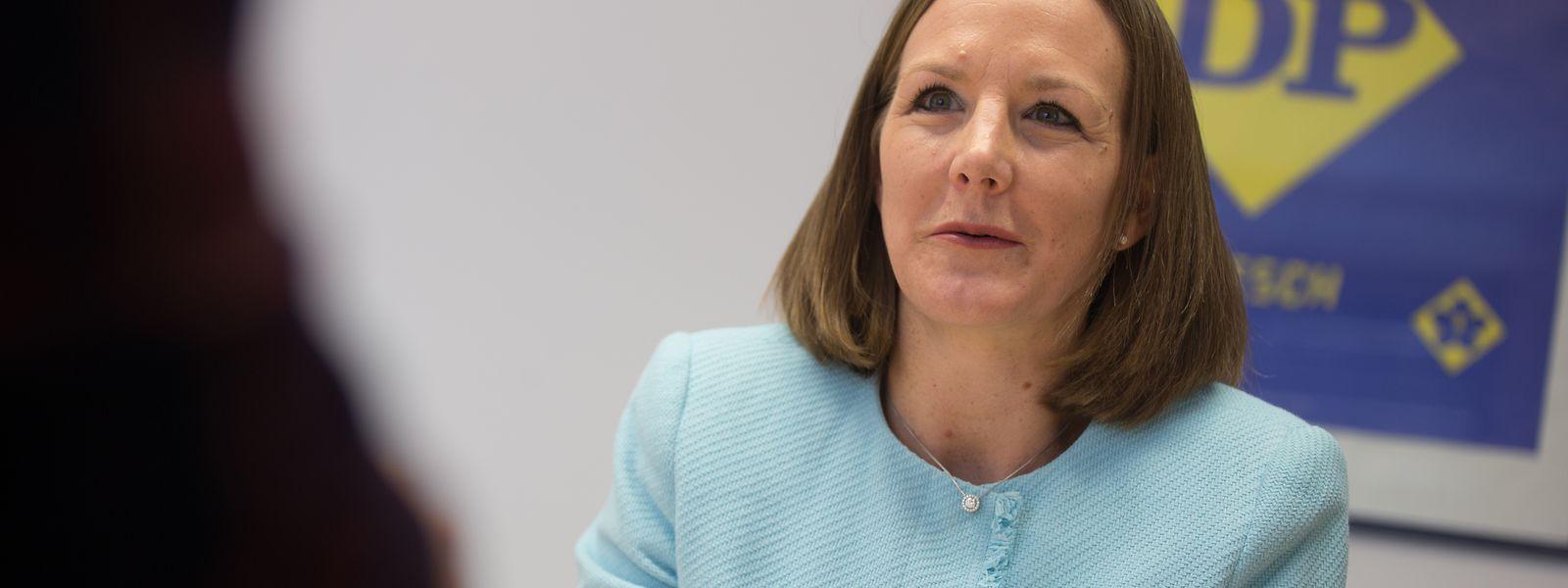 Joëlle Elvinger von der DP soll die Nachfolge von Henri Grethen beim Europäischen Rechnungshof antreten.