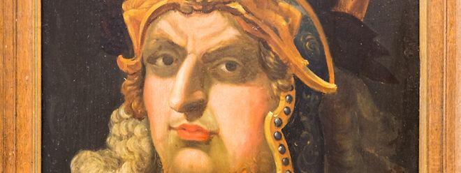 Nero als aufgedunsener Mann: in der künstlerischen Rückschau ging man mit dem Kaiser nicht gerade zimperlich um.
