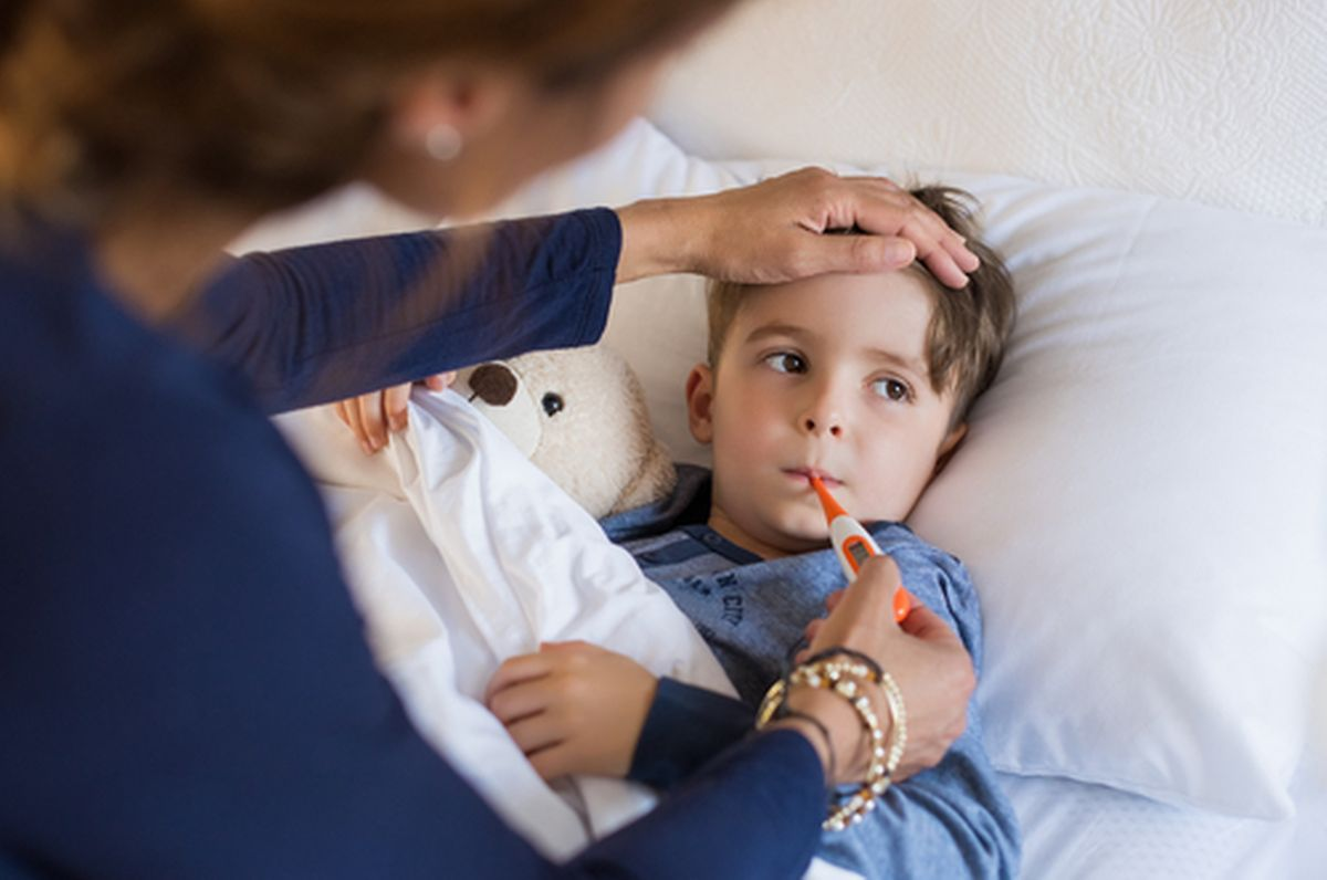 Kanner Krank Doheem can provide care for working parents if their child is sick. Photo: Shutterstock
