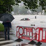 Mais de 180 estradas do Grão-Ducado foram encerradas durante as cheias