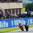 Jorge Lorenzo (Yamaha) a remporté le Grand Prix d'Italie ce dimanche en devançant in extremis Marc Marquez (Honda).