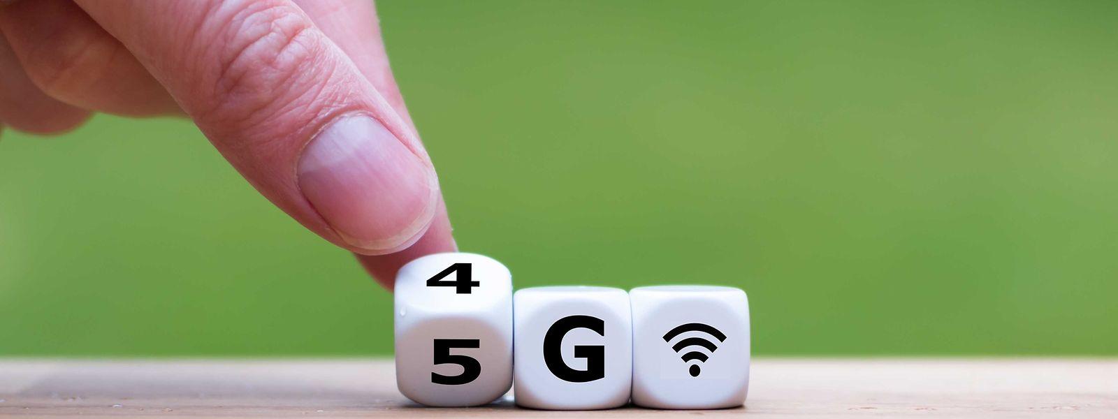 Cinq opérateurs se présentent pour les enchères liées à la 5G.