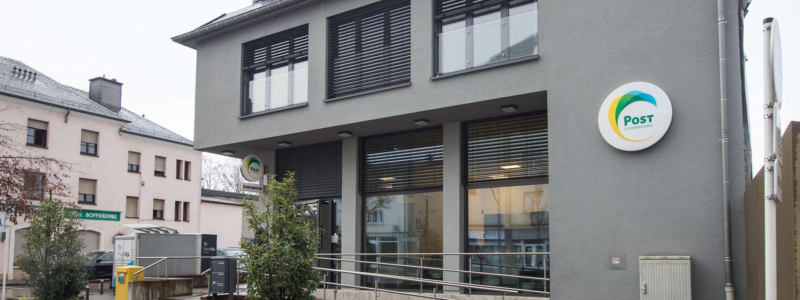 Insgesamt sechs Postgebäude werden, so wie dieses hier in Kayl, vom Fonds du logement übernommen.