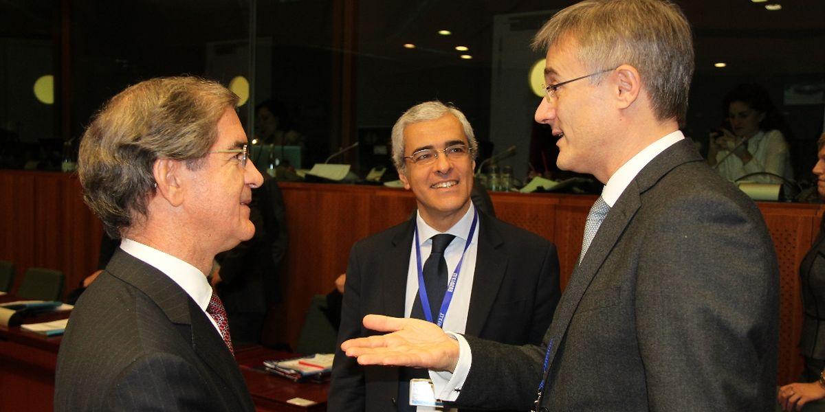 Gleich zu Beginn seines Mandats zog es Felix Braz nach Brüssel - der neue Justizminister diskutierte mit seinen 27 Amtskollegen über eine neue Datenschutzrichtlinie.