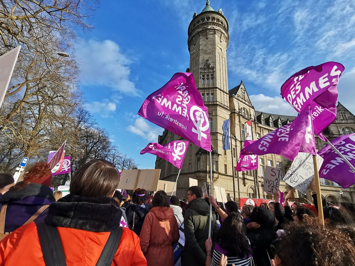A second women's strike is planned on 8 March