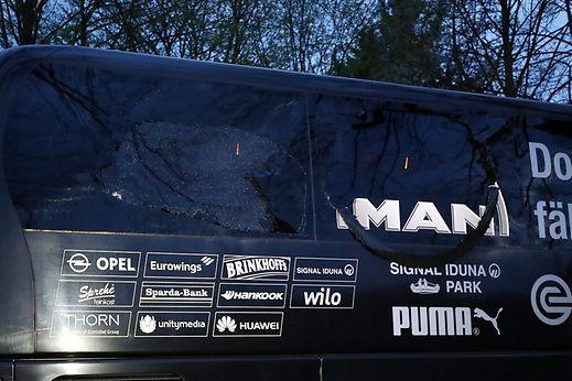 Anschlag auf BVB-Bus: Verdacht auf islamistischen Terror