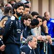 Yvo Martins, l'entraîneur du Sporting Mertzig, a eu à déplorer quatre blessés après l'heure de jeu.