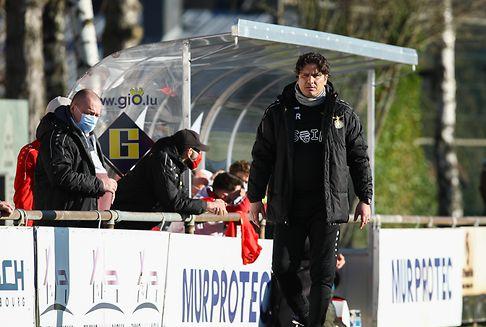Fußballteam RM Hamm Benfica in Quarantäne