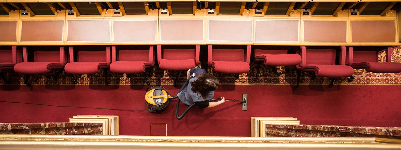 60 Sitze werden am Sonntag vergeben; besonders begehrt sind die Restsitze.